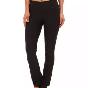 Nike Legend Poly Skinny Pants Color Black Size XS